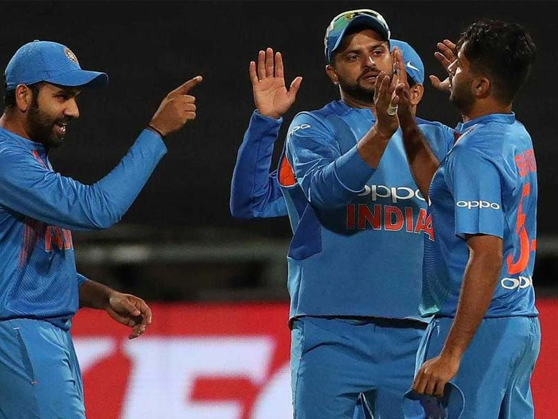 3rd T20I: India Conquer South Africa In Blue, Clinch Series 2-1