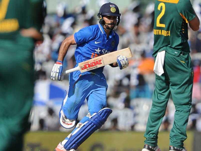 Highlights, India (IND) vs (SA) South Africa, 1st ODI at Durban