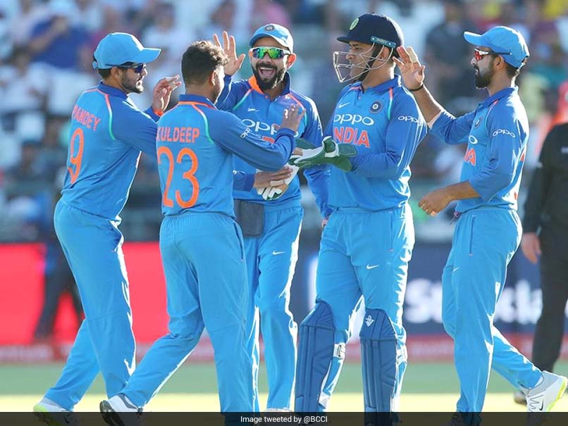 India vs South Africa Live Cricket Score 4th ODI
