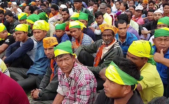 After Tripura Win, BJP's Ally Raises Separate State Demand Again