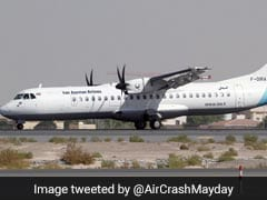 All 66 Killed In Iran Plane Crash, Says Airline