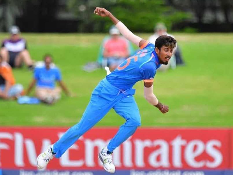 Want To Emulate Senior India Pacers: Ishan Porel