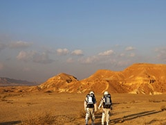 Israeli Scientists Complete Mock Mars Mission In Negev Desert