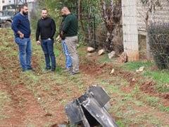 'Large-Scale' Israeli Raids Hit Iranian Targets In Syria