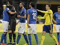 FIFA President Gianni Infantino Says Italy