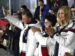 North Korean General, Ivanka Trump Attend Olympics Closing Event