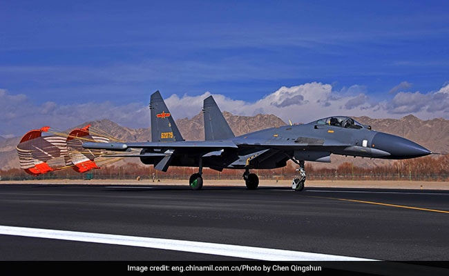 China Boosting Air Power In Tibet Bordering India, Says Air Force Chief