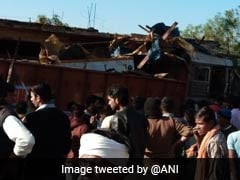 10 Dead After Speeding Truck Crashes Into House In Madhya Pradesh