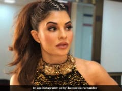 Jacqueline Fernandez In Madhuri Dixit's <i>Ek Do Teen</i> Reboot. Ready To Chant 'Mohini' Again?