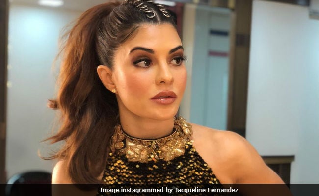 Jacqueline Fernandez In Madhuri Dixit's Ek Do Teen Reboot. Ready To Chant 'Mohini' Again?