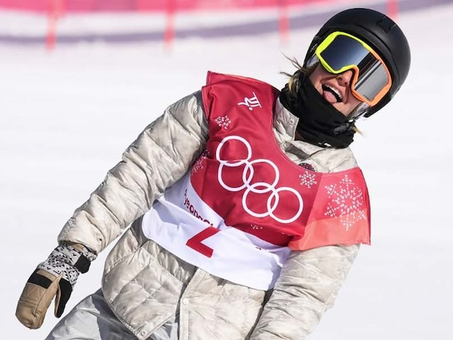 What Is Gold And Silver Medalist Jamie Andersons Secret? She Makes Her Ghee With Good Love.