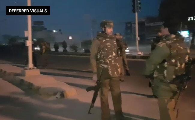 जम्मू में सेना के कैंप पर आतंकी हमला : 3 आतंकवादी ढेर, दो जवान शहीद, ऑपरेशन जारी
