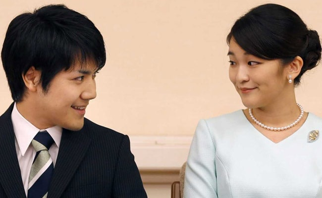 Japan Princess To Give Up $1 Million Payment In Controversial Marriage