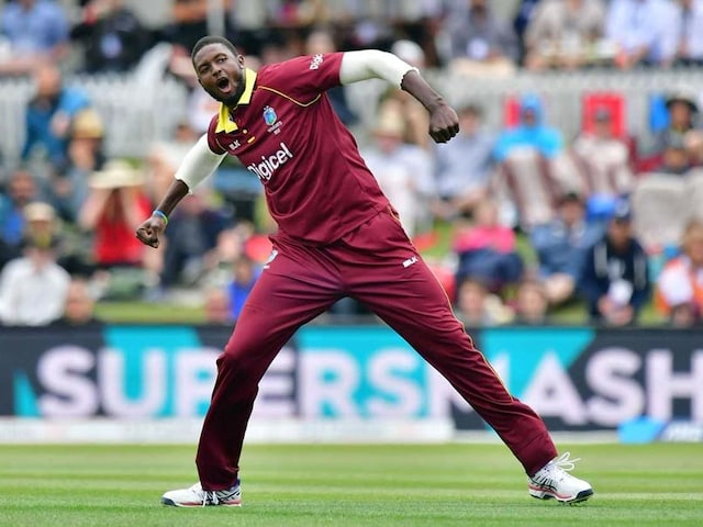 India vs West Indies: We Are Expecting A Tough Challenge From India, Says Jason Holder