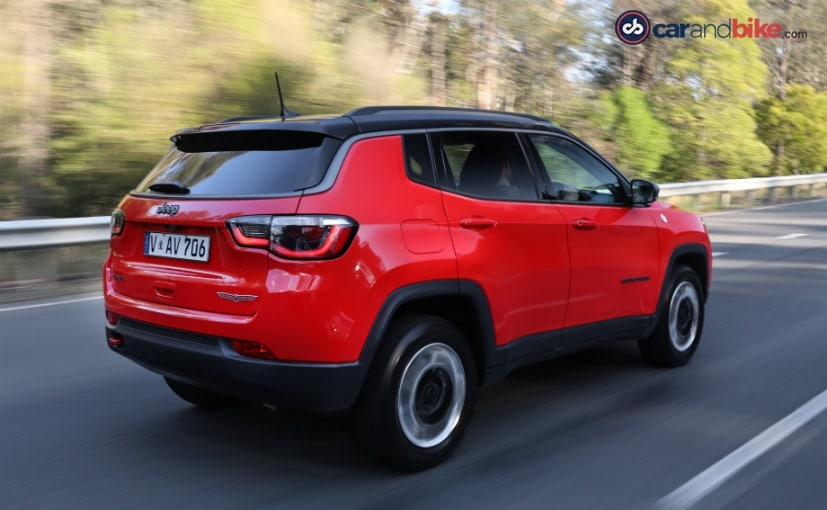 jeep compass trailhawk gets automatic gearbox