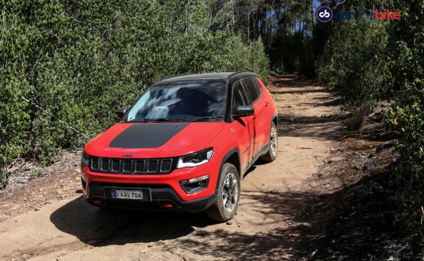 jeep compass trailhawk first drive trail rated ndtv carandbike. Black Bedroom Furniture Sets. Home Design Ideas