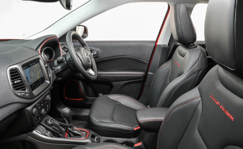 jeep compass trailhawk interiors