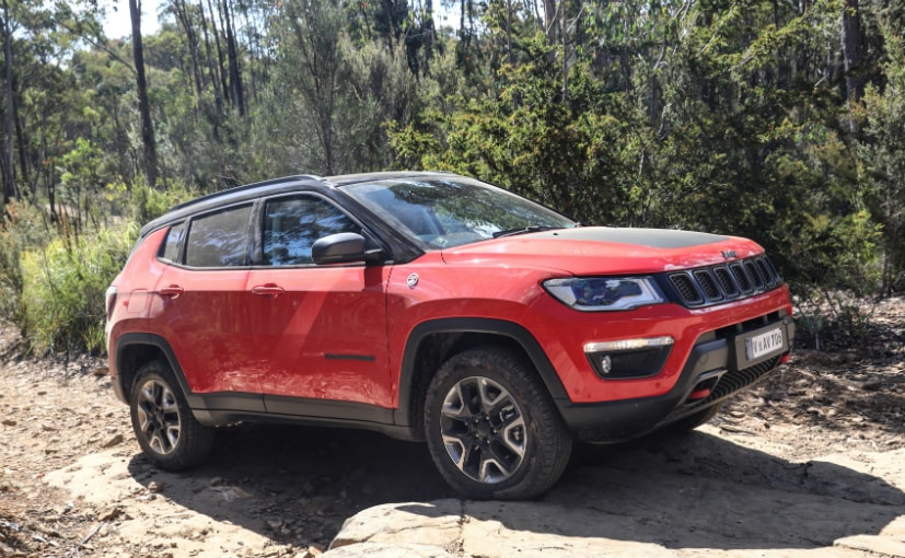 Jeep Compass Trailhawk will be launched in India in 2018