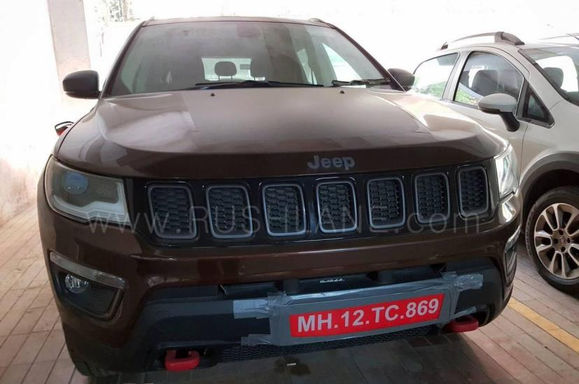 The Jeep Compass Trailhawk will be the top-end variant of the SUV and will get better features