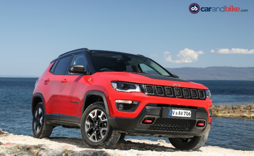 Jeep Compass Trailhawk To Launch In July 2019