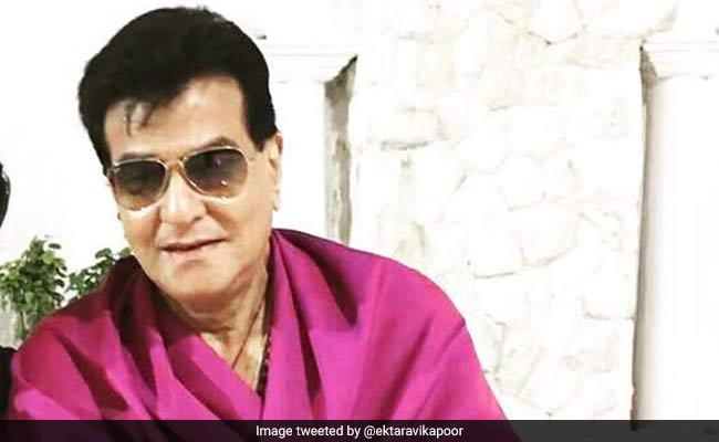 Actor Jeetendra Booked After Cousin Reports 47-Year-Old Sexual Assault