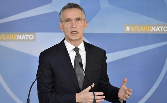 'We Don't Want A New Cold War', NATO Secretary General Jens Stoltenberg Says