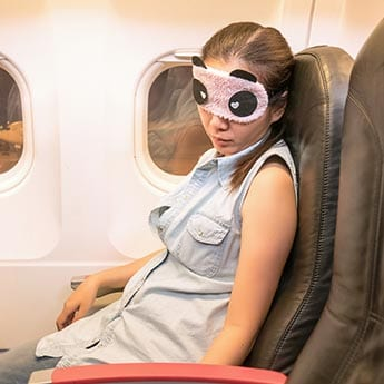 7 Tips To Beat Jet-Lag And Flying Blues