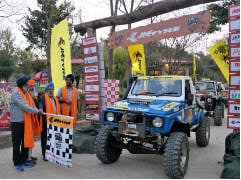 Four Chandigarh Teams Flagged Off For JK Tyre Xtreme 4Play