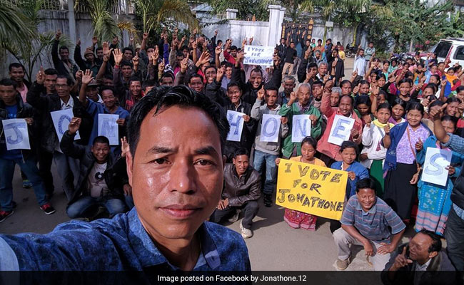NCP Candidate Jonathone N Sangma Killed By Terrorists In Meghalaya