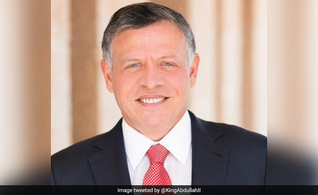 Jordan King to visit India, likely to deliver lecture on India's pluralism