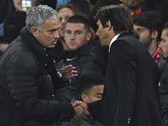 Mourinho Calls Conte A Very Good Manager Ahead Of United-Chelsea Showdown