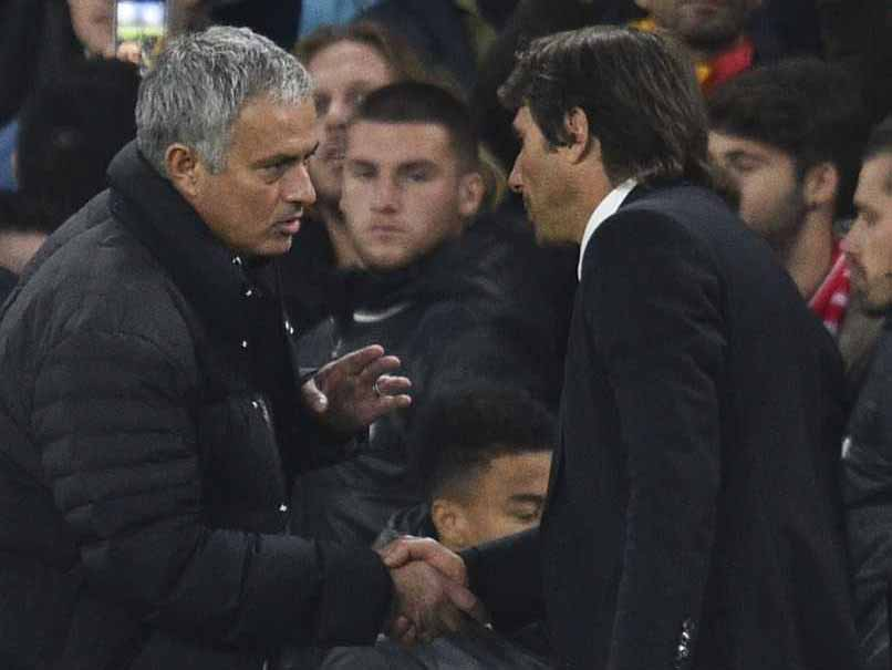 Antonio Conte Is A Very Good Manager, Says Jose Mourinho Ahead Of United-Chelsea Showdown