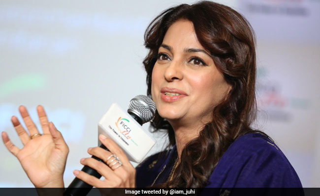 Actor Juhi Chawla Flags Concerns About 5G Mobile Technology, Writes To Maharashtra Chief Minister
