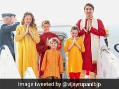 """It Is A Joyful Time"": Justin Trudeau Extends Navratri Wishes"