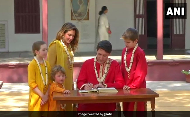 Working to strengthen bond between Gujarat and Canada: Justin Trudeau