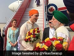 Justin Trudeau In India Highlights: Canadian PM Meets Punjab Chief Minister At Amritsar