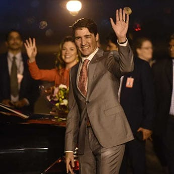 Justin Trudeau's Trip To India Has Been Full Of Stylish Moments