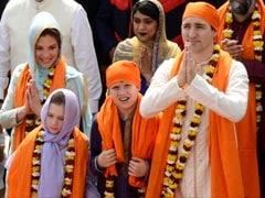 भारतीय रंग में रंगे जस्टिन ट्रूडो, यूं अपने कपड़ों से की दिल जीतने की कोशिश