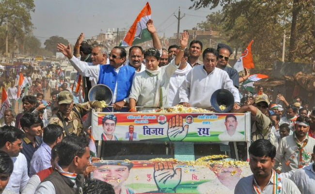 MP bypolls in key constituencies begin ahead of Assembly elections