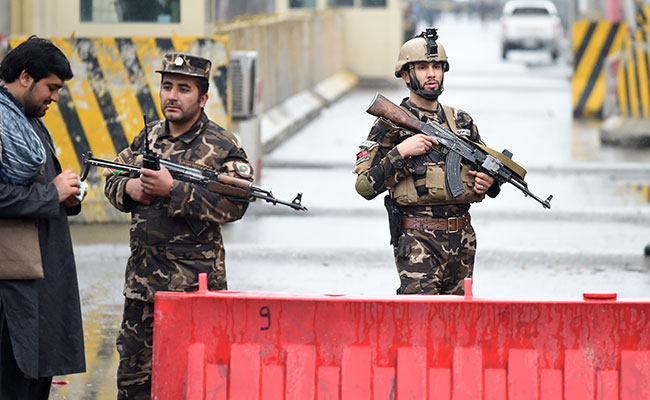 12 Dead, 31 Wounded In Suicide Attack In Kabul, ISIS Claims Responsibility