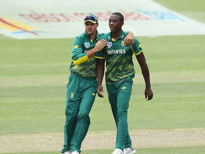 Kagiso Rabada Found Guilty Of Breaching ICC Code of Conduct, Fined 15 Percent Of Match Fees