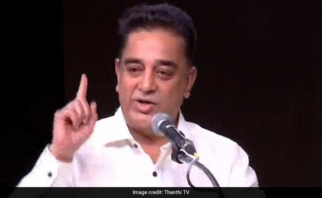 Kamal Haasan A GM Seed Not Useful To Anyone: AIADMK