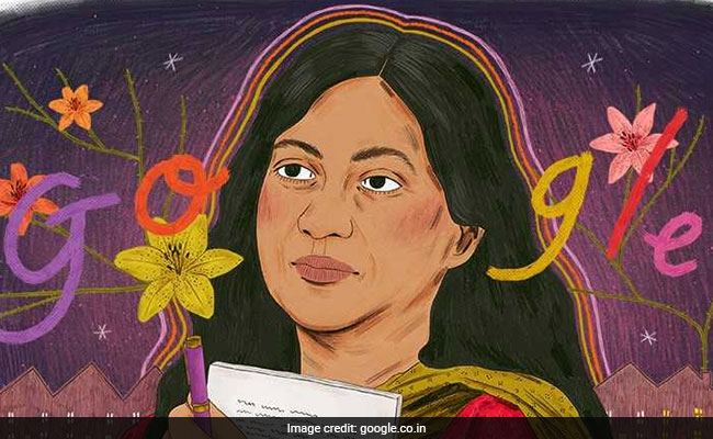 Google doodle honours Kamala Das, 'Mother of modern English poetry'