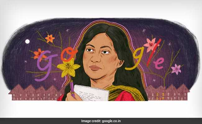 Kamala Das Is Today's Google Doodle: 10 Facts About The English Poet