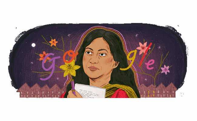 kamla das google doodle