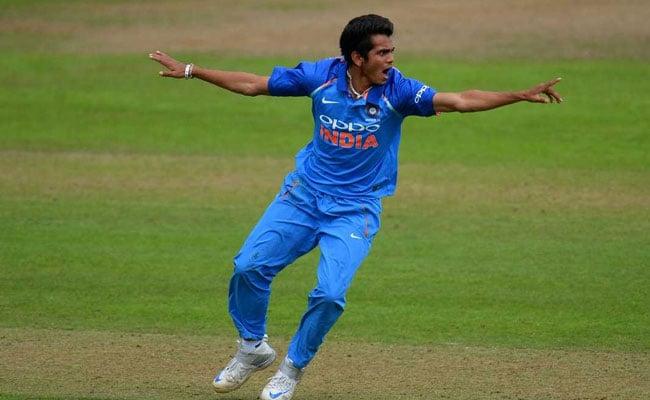 India vs Australia U19 Final LIVE: कप्तान पृथ्वी शॉ से किया 'यह वादा' पूरा किया कमलेश नागरकोटी ने