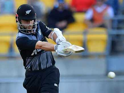 Tri-Series: Kane Williamson Fires New Zealand To T20 Win Over England