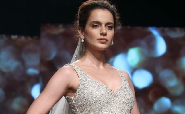 Lakme Fashion Week 2018: Kangana Ranaut Reminded Us Of Her Fashion Days