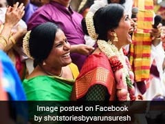 Chennai Woman Performed Daughter's <i>Kanyadaanam</i>. Their Pic Is Viral