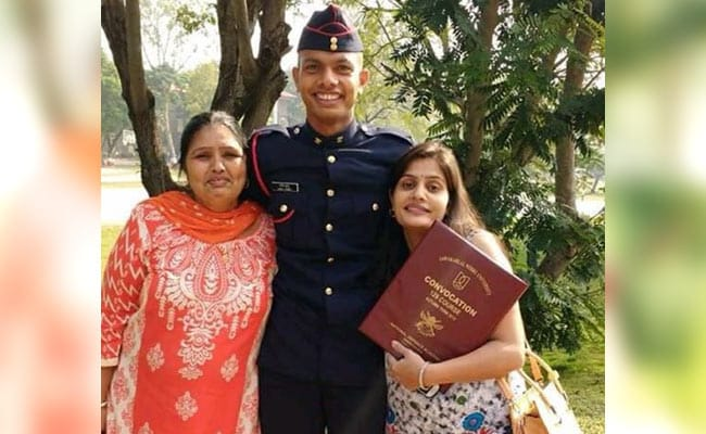 Highlights: Captain Kapil Kundu, Killed In Pak Ceasefire Violation, Was Just 6 Days Short Of His 23rd Birthday